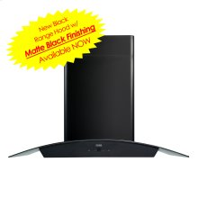 "30"" Wall Mount - Brillia CXX81 QF-MBK-1 Series"