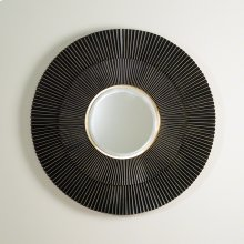 Crimp Mirror-Bronze
