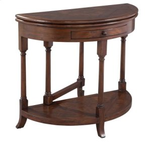Flip Top End Table