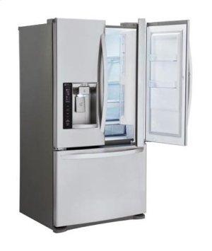 DISPLAY MODEL 24 cu. ft. Large Capacity 3-Door French Door Refrigerator w/ Door-in-Door®