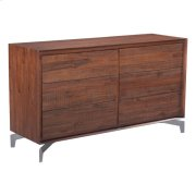 Perth Double Dresser Chestnut Product Image