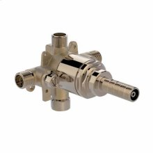 Rough valve for pressure balance shower