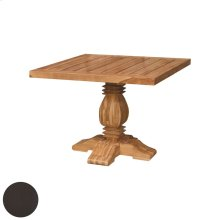 Tuscan Square Teak Side Table