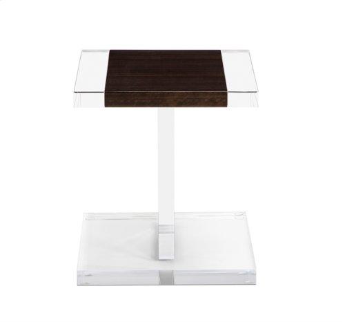 Heath Side Table - Figured Eucalyptus