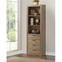 Brighton Bookcase with Door