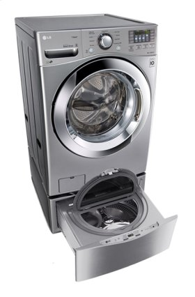 4.3 cu. ft. Ultra-Large Capacity with Steam Technology
