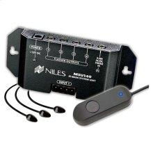 Remote Control Anywhere! Kit with Surface Mount IR MicroSensor-Black RCA-SM2