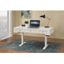 Boca 57 in. Power Lift Desk (from 29 in. to 50 in.)