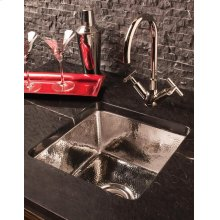 Stainless Bar Sink Polished Stainless Steel