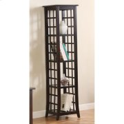 5 Tier Wood Tower Stand Product Image