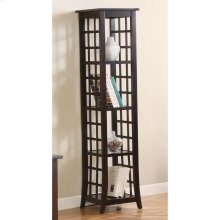 5 Tier Wood Tower Stand