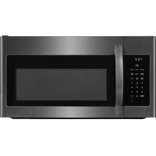 Crosley Over-the-range Microwave - Black Stainless Steel