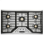 "GE MonogramMONOGRAMMonogram 36"" Deep-Recessed Gas Cooktop (Natural Gas)"