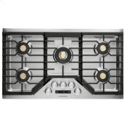 "Monogram 36"" Deep-Recessed Gas Cooktop (Natural Gas) Product Image"