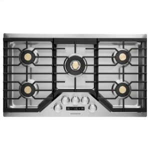 "MonogramMonogram 36"" Deep-Recessed Gas Cooktop (Natural Gas)"