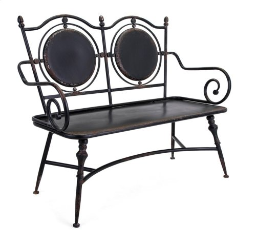 Beric Metal Bench