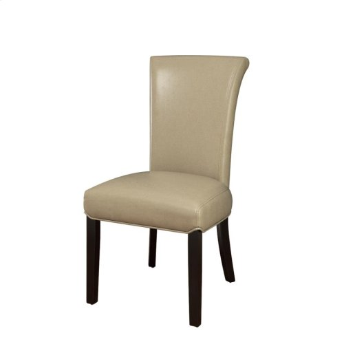 Newbridge Upholstered Taupe Dining Chair