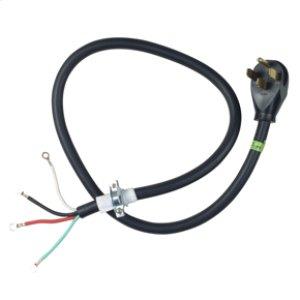 Amana4' 4-Wire 40 amp Range Cord