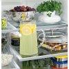 GE Profile Ge Profile™ Series Energy Star® 23.1 Cu. Ft. Counter-Depth French-Door Refrigerator