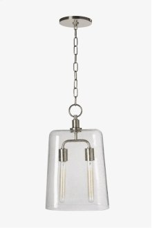 Arundel Ceiling Mounted Large Pendant with Glass Shade STYLE: AULT04