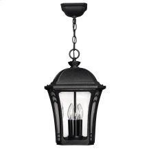 Wabash Large Hanging Lantern