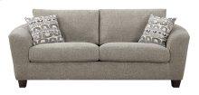 Emerald Home Urbana Sofa W/2 Accent Pillows Bone U3613m-00-09