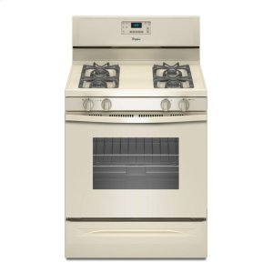 5.0 cu. ft. Capacity Gas Range with AccuBake® Temperature Management System - BISCUIT