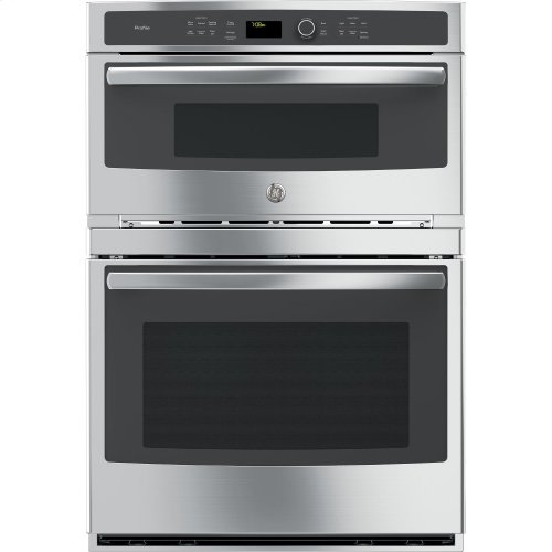 "30"" Built-In Combination Convection Microwave/ True European Convection Oven"