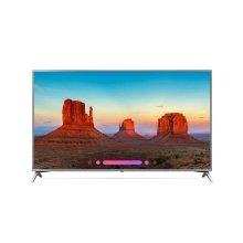 UK6570PUB 4K HDR Smart LED UHD TV w/ AI ThinQ® - 70'' Class (69.5'' Diag)
