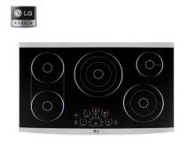 LG Studio - 36 Radiant Cooktop