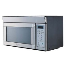 1.5 cu. ft./ Over The Range Microwave Oven/ 1000W/ Stainless Steel Front (Canada)