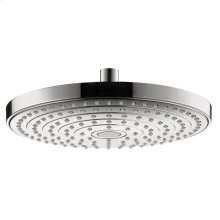 Chrome Showerhead 240 2-Jet, 2.0 GPM