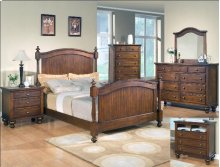 Sommer Queen Size Bed