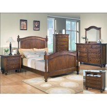 Sommer 3 Drawer Night Stand