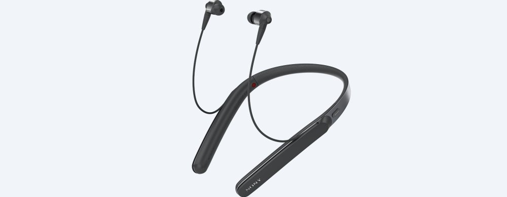 WI-1000X Wireless Noise Canceling In-ear Headphones