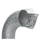 Flexible Metal Dryer Transition Duct Product Image