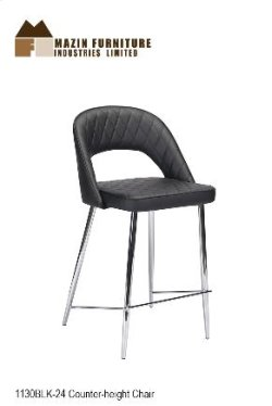 Counter-height Chair Black