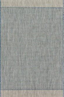 Grey / Blue Rug