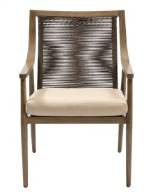 Dining Chair Sunbrella (2/case) Spectrum Sand#48019