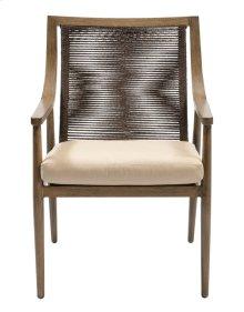 Dining Chair Sunbrella (2/case) Spectrum Sand#48019