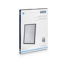 HEPA + Active Carbon Air Purifier Replacement Filter AC230