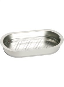 Perforated cooking insert