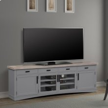 Americana Modern Dove 92 in. TV Console