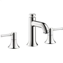 Chrome Talis C Widespread Faucet, 1.2 GPM