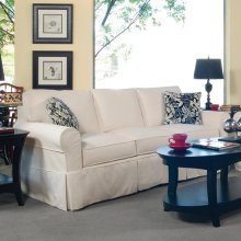Bedford Sofa with Slipcover