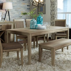 Liberty Furniture IndustriesOpt 6 Piece Rectangular Table Set