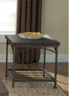End Table - Floor Model