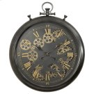 Pocket Watch Gear Clock Product Image