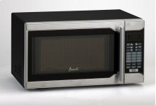 0.7 CF Touch Microwave - Black Cabinet w/Stainless Steel Front