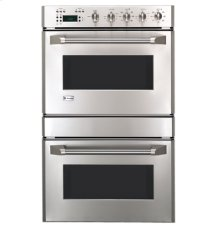 """GE Monogram® 30"""" Professional-Style Double Wall Oven"""